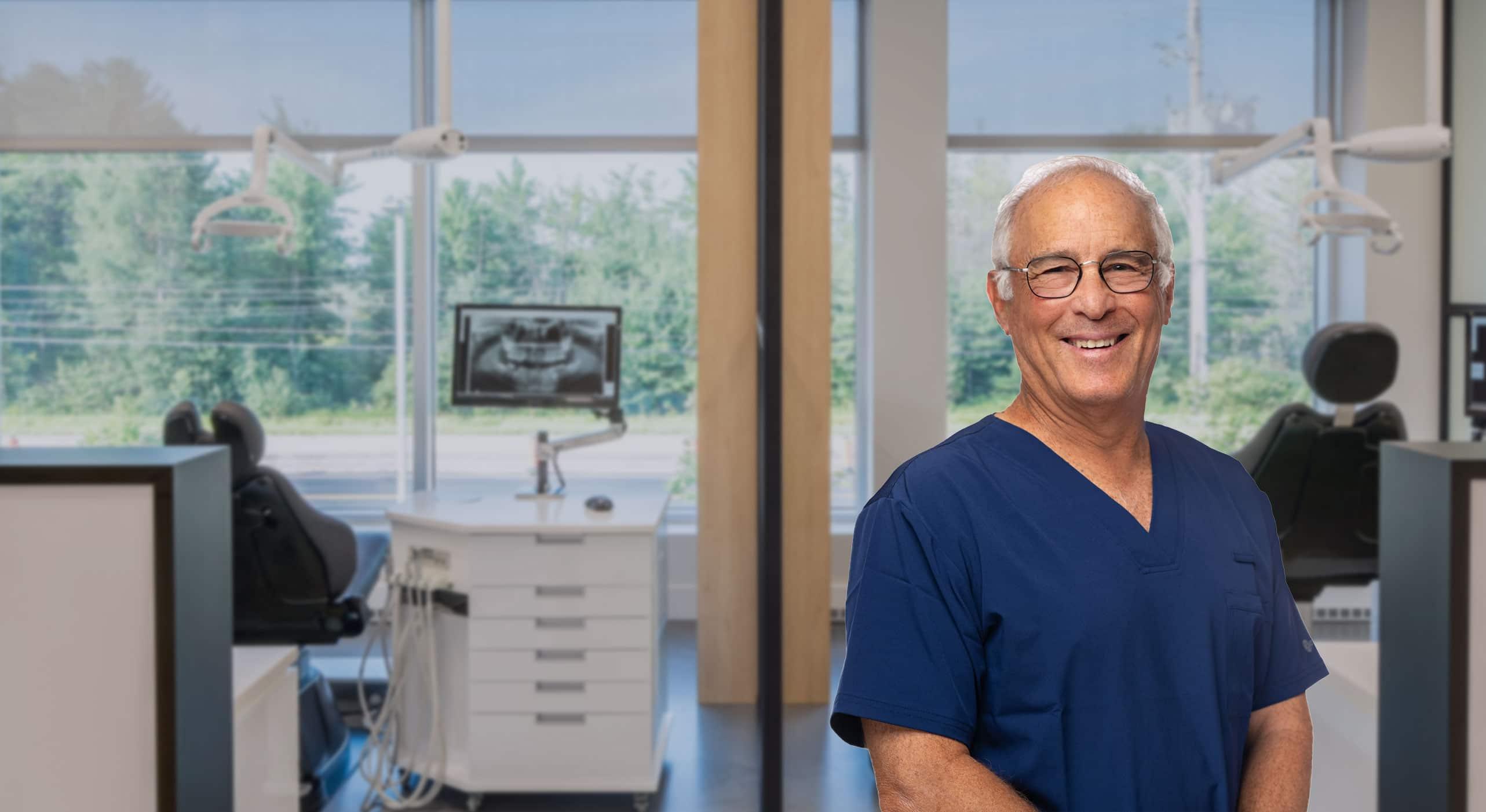 Dr Sheldon Dorfman