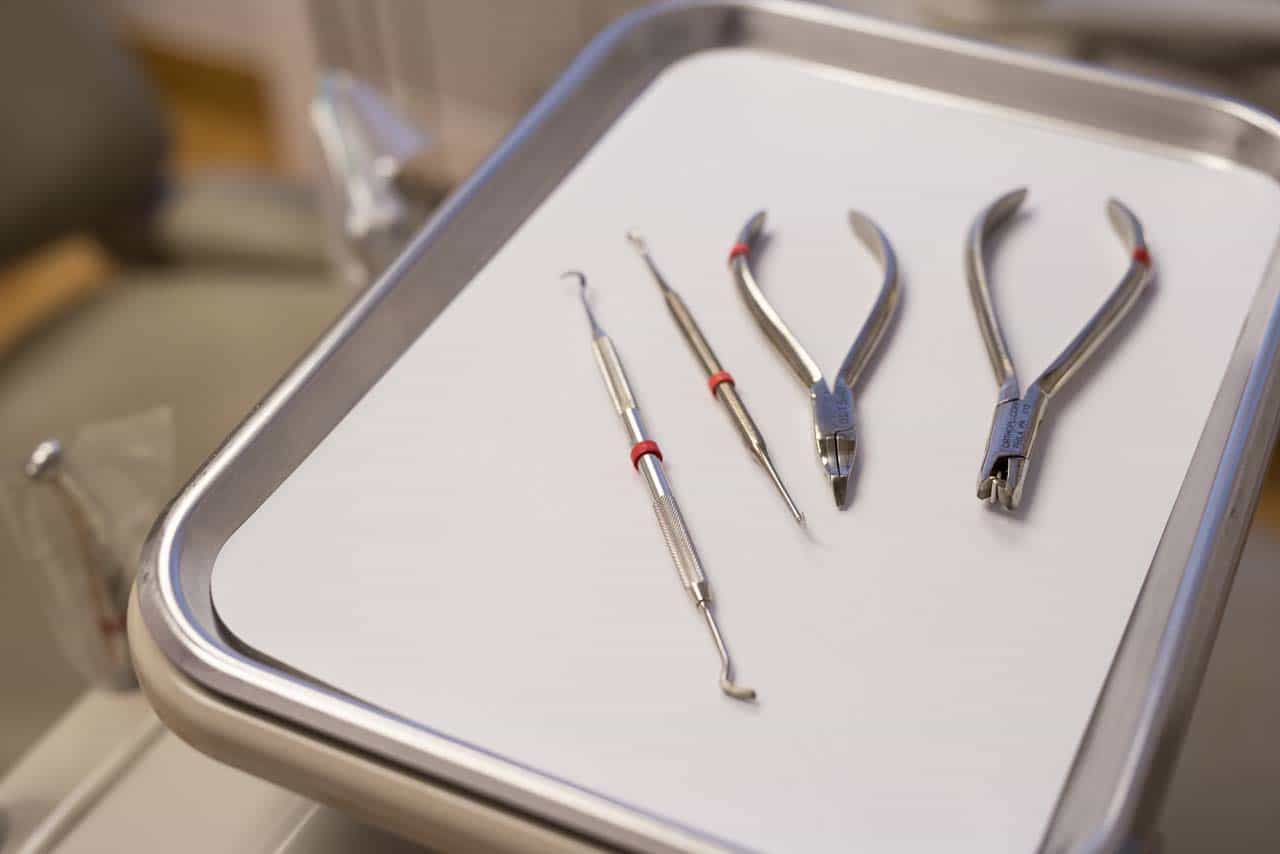 Outils Orthodontie